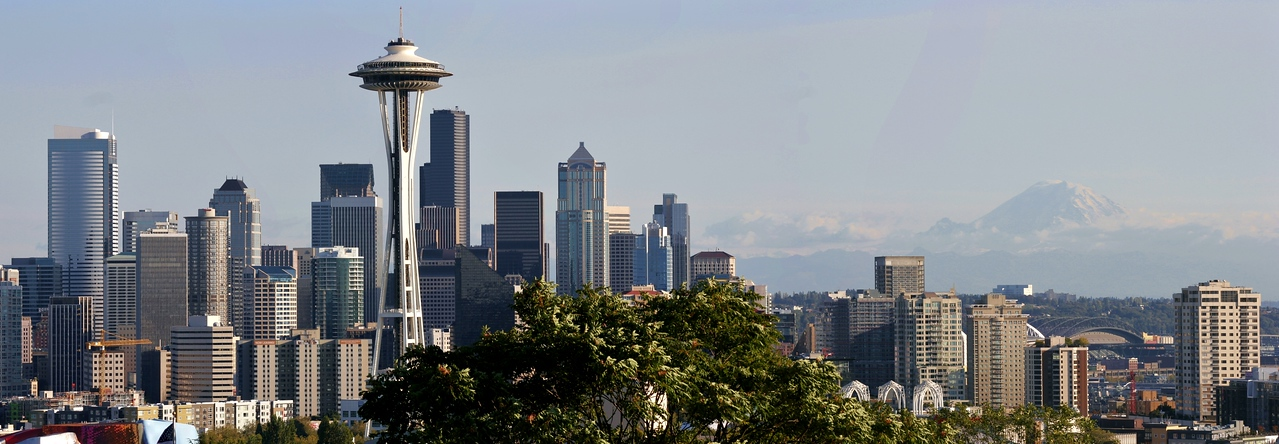 Skyline  - Seattle, WA