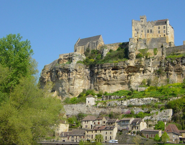 Sarlat-Beynac, France