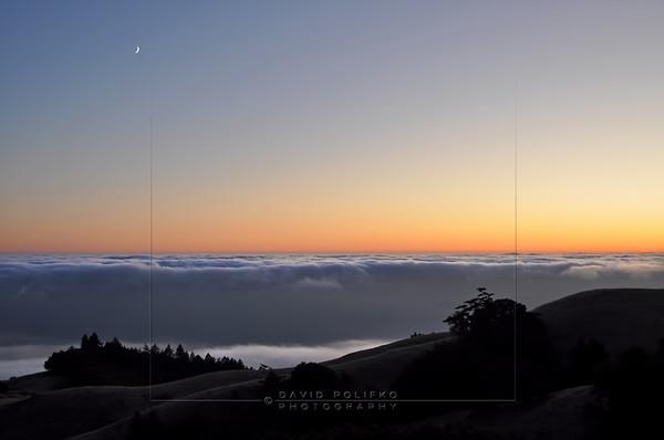 L21 Mt. Tamalpais, California, USA