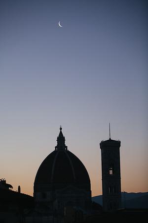 Florence Duomo Twillight