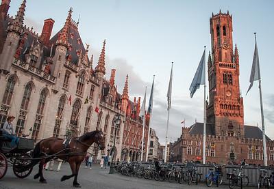 De Grote Markt, Brugge