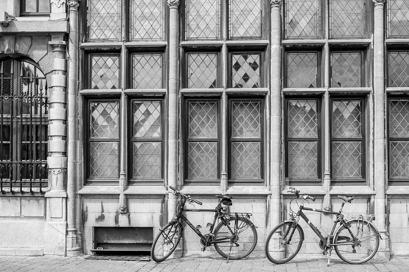 Reflections on Unchained Bicycles