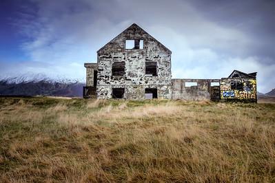 Abandoned Iceland