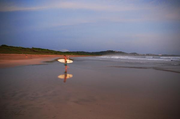 La Playa Grande, Tamarindo, Costa Rica