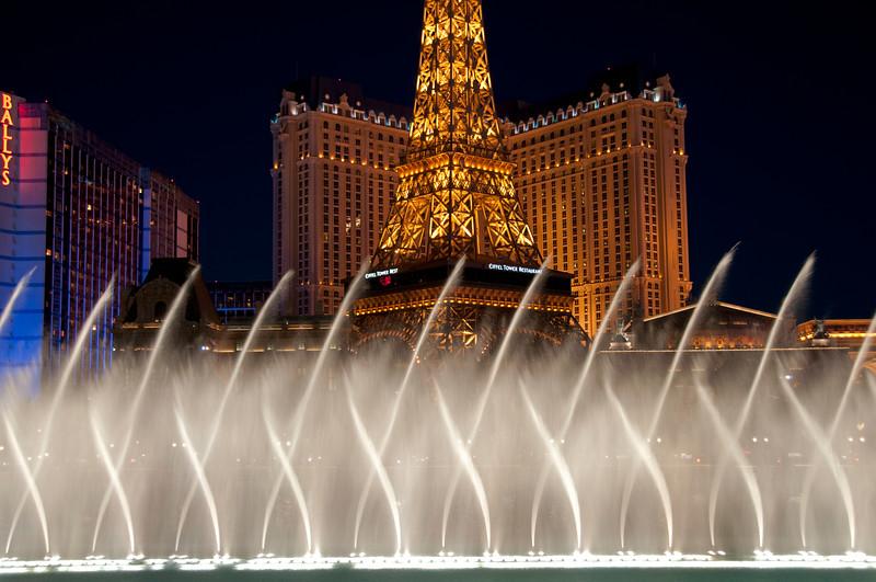 Mitch Diamond, Las Vegas