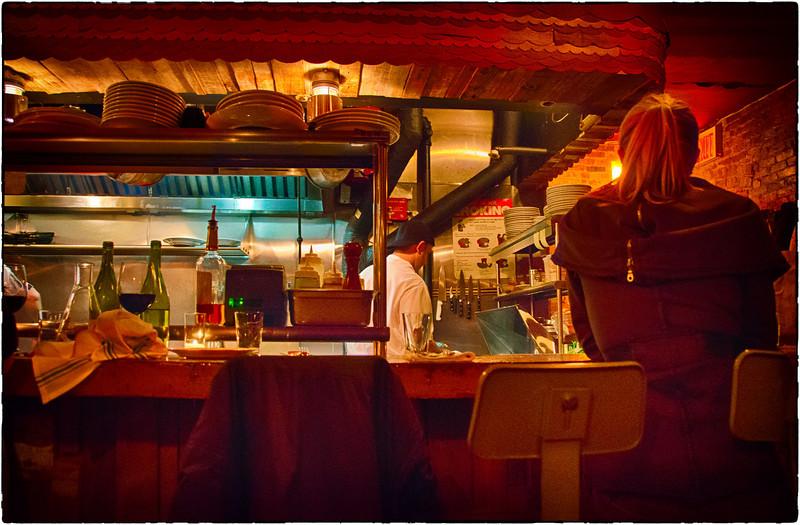 Saint Anselm's Restaurant: Brooklyn, New York