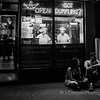 Toronto Night Street Photography