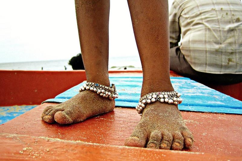 Anklets - Mahabalipuram, Tamil Nadu