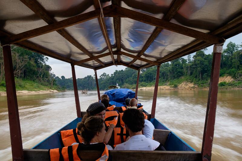 Long boat transfer