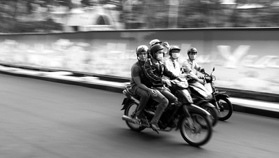 Motor Bikes - Vietnam