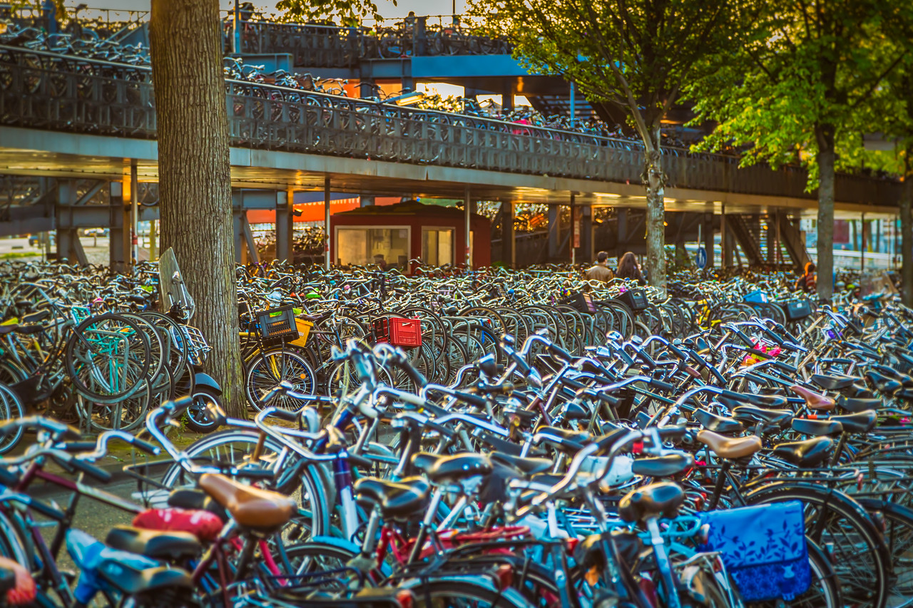 Bicycle Overcrowding