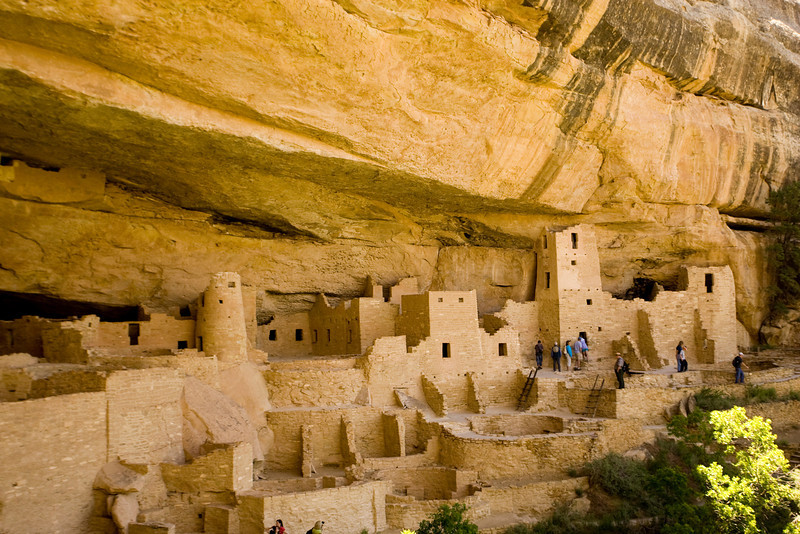 Cliff Palace House - Mesa Verde National Park