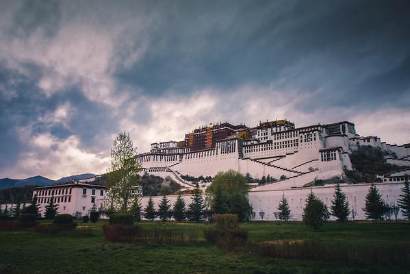 Potala Palace - Tibet