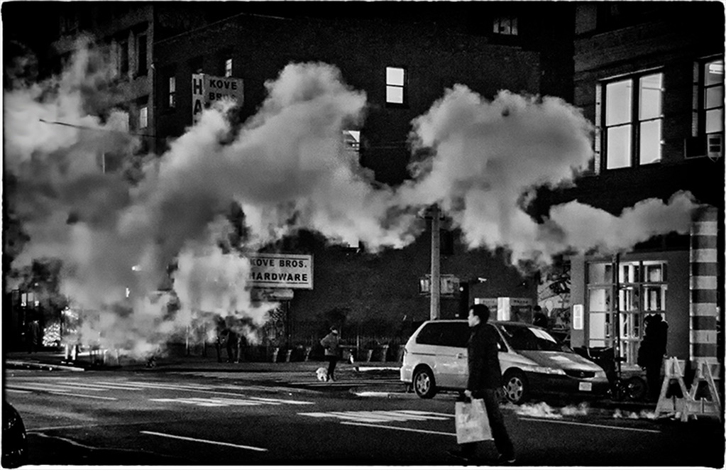New York City Noir, December 2012