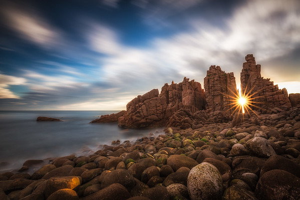 The Pinnacles - Cape Woolamai