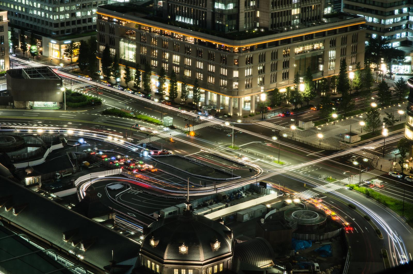 Station Traffic