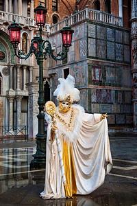 Venice Carnevale, Italy