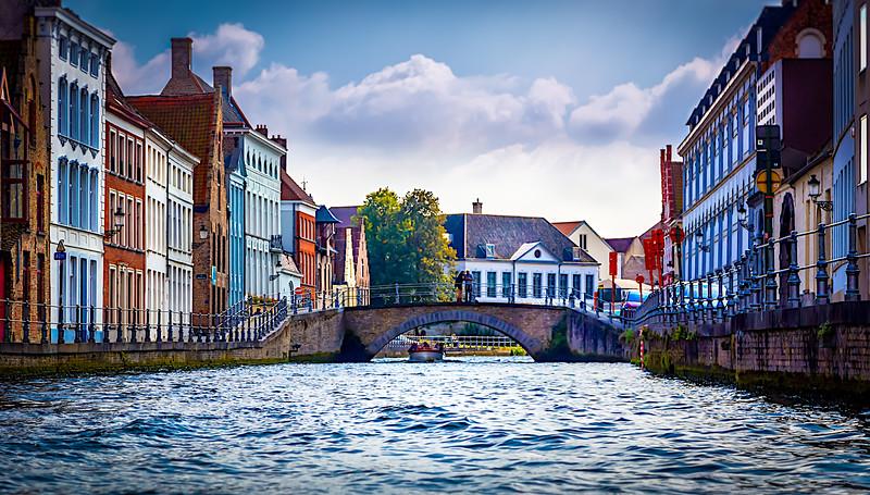 A Canal in Brugge