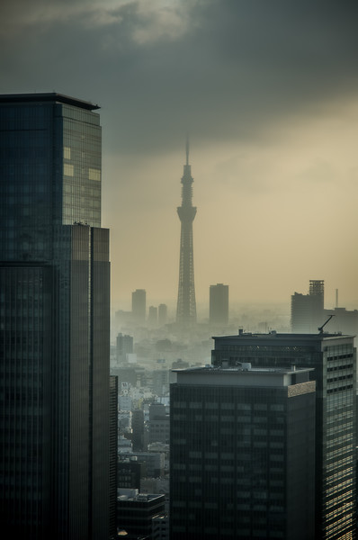 Tokyo Skytree Morning