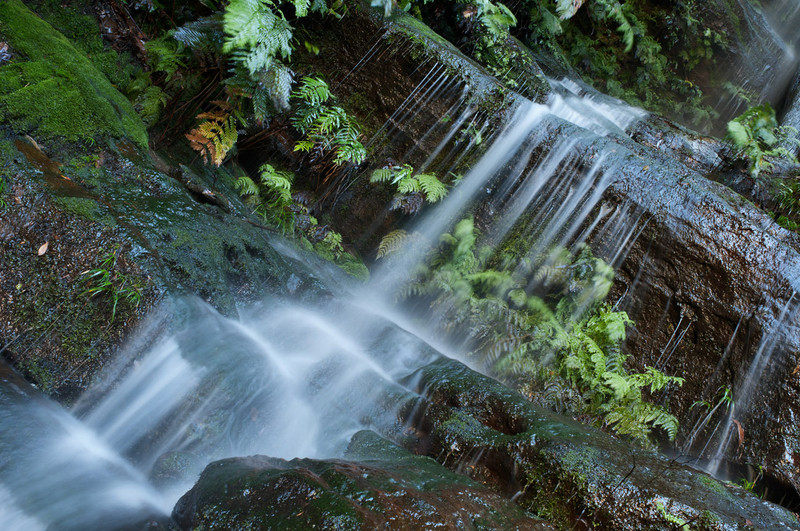 Blue Mountains | Australia Waterfalls on the mountains