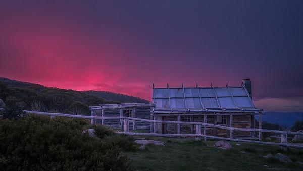 Craig's Hut - Mt Stirling
