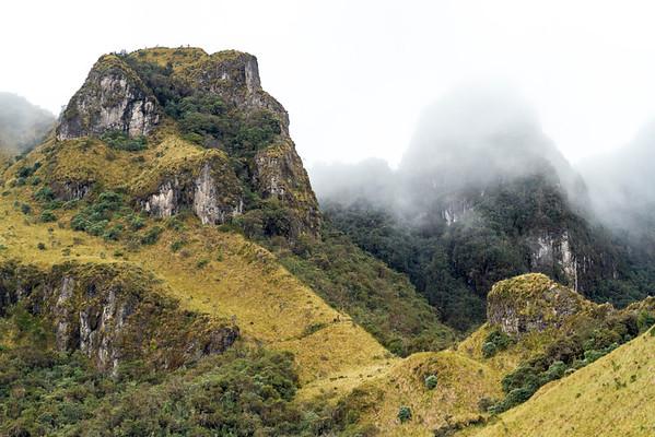 Mojanda Lakes, Otavalo, Ecuador
