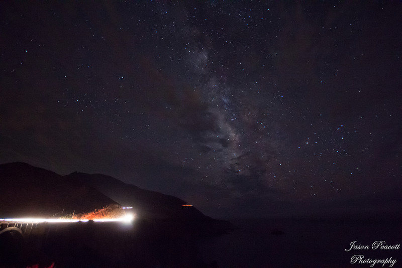 Big Sur Milky Way