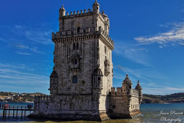 Belém Tower, Lisbon, Portugal
