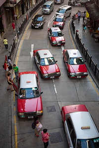 Taxis, SoHo Area
