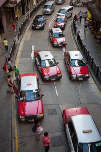 Taxis, SoHo Area