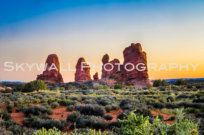 Arches National Park - Moab, Utah