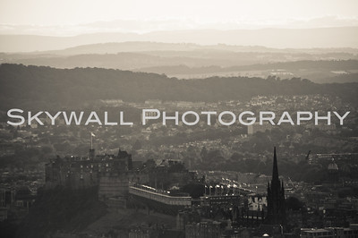 Edinburgh, Scotland Landscape Photography