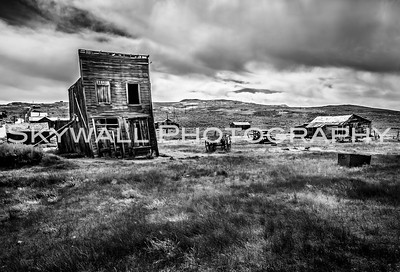 Bodie, California - Ghost Town