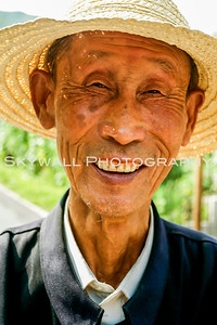 Faces from around the World