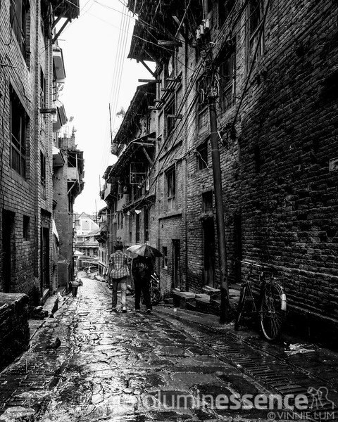 Backstreets of Bhaktapur