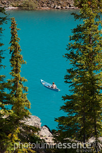 Moraine Lake, Rockies, Canada