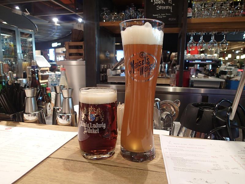 Beer in Frankfurt
