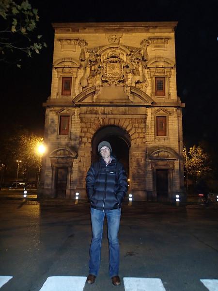 James Ward in Antwerp