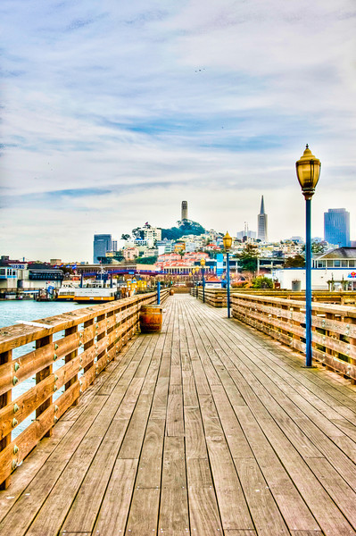 San Francisco Pier 38, California
