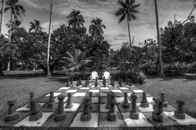Fiji Chess BandW