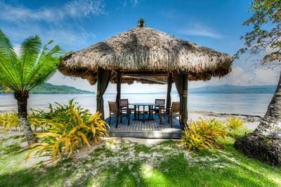 Chillin' in Qamea Fiji