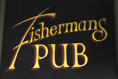 Fisherman's Pub at Ballynahinch Castle