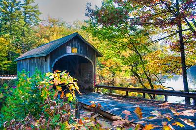 Babb's Bridge in Windham, Maine