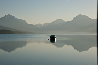 Lake McDonald, Glacier National Park, Monatan