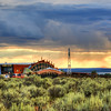 """Taos Mesa Brewing Horizontal July Sunset.jpg"""""""