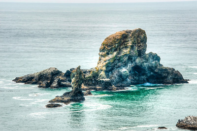 Ecola Rocks