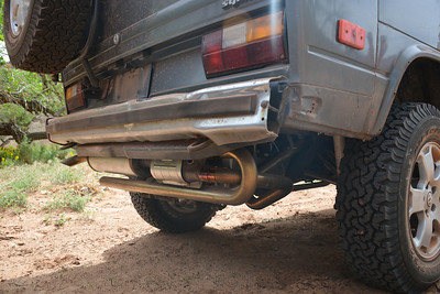 Ooo Rocky Mtn exhaust