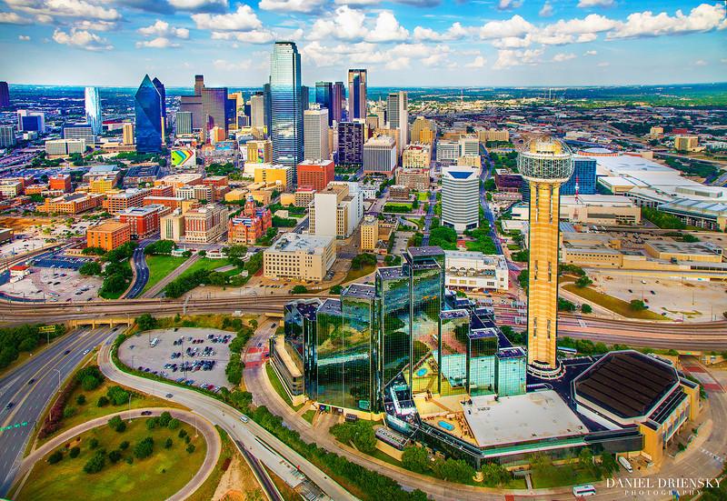 'High Above Dallas'