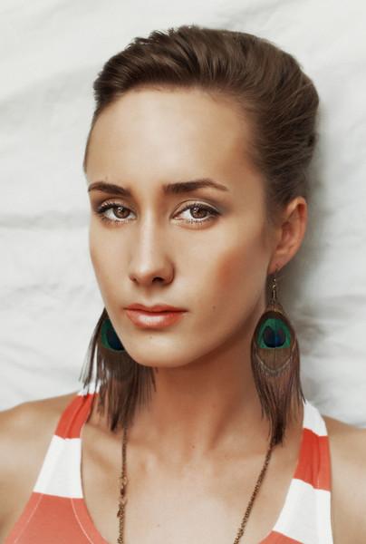 Model: Loren Wilson, Campbell Agency represented model