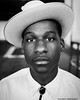 'Leon Bridges After Two World Tours, 6/29/16, Fort Worth, TX'<br /> Photo © Daniel Driensky